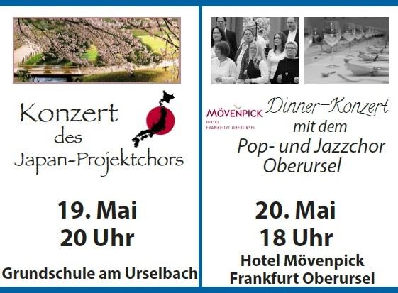 Mai Konzerte