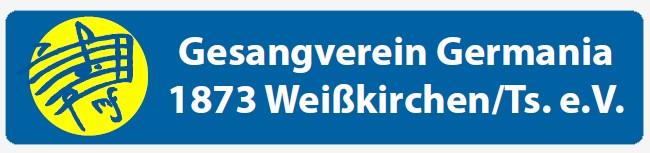 Gesangverein Germania 1873 Weißkirchen